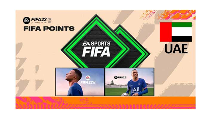 Buy FIFA 22 FUT points (AED) Cheap, Fast, Safe & Secured   EasyPayForNet