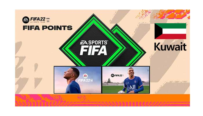 Buy FIFA 22 FUT points (Kuwait) Cheap, Fast, Safe & Secured   EasyPayForNet