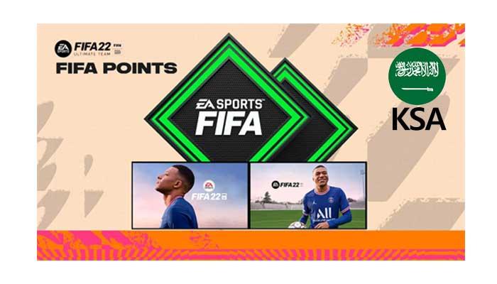Buy FIFA 22 FUT points (KSA) Cheap, Fast, Safe & Secured   EasyPayForNet