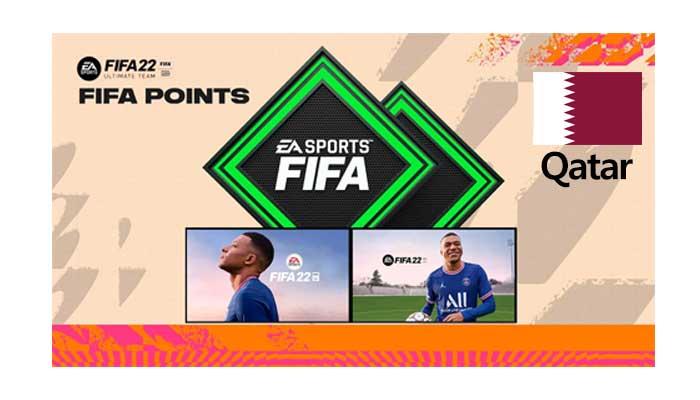 Buy FIFA 22 FUT points (Qatar) Cheap, Fast, Safe & Secured   EasyPayForNet