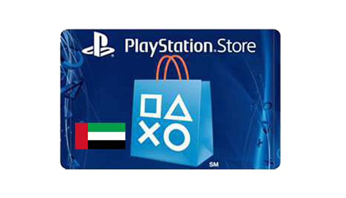 Buy PlayStation Store (AE) Cheap, Fast, Safe & Secured | EasyPayForNet