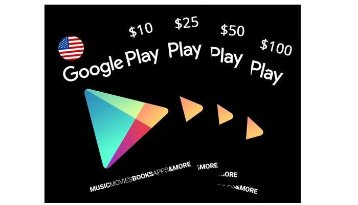 Buy GooglePlay (US) Cheap, Fast, Safe & Secured   EasyPayForNet