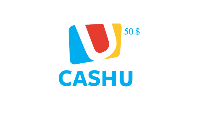 Buy CASHU Card NAC 50$ Cheap, Fast, Safe & Secured | EasyPayForNet