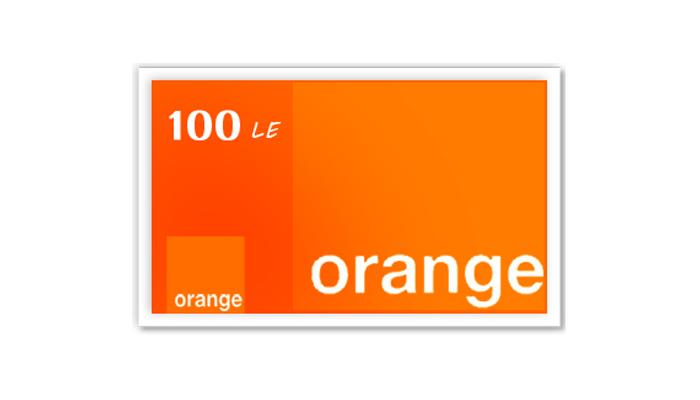 شراء كارت اورانج 100 جنية بسرعه و بطريقة آمنة ومضمونة و بأرخص الاسعار | ايزي باي فور نت