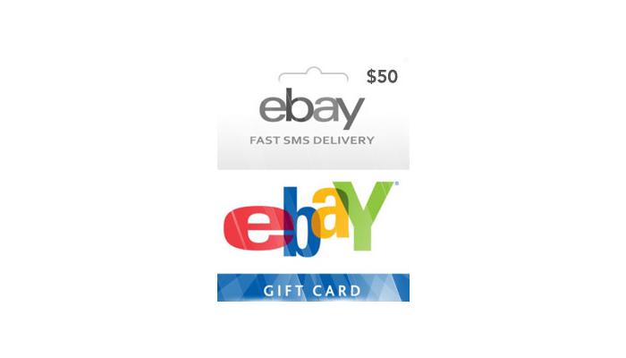 شراء بطاقة إيباي  أمريكي  50 دولار بسرعه و بطريقة آمنة ومضمونة و بأرخص الاسعار | ايزي باي فور نت