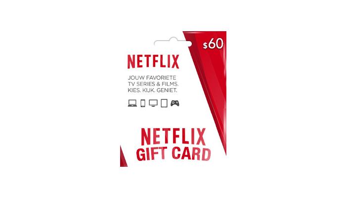 شراء بطاقة نتفليكس امريكي 60 دولار بسرعه و بطريقة آمنة ومضمونة و بأرخص الاسعار   ايزي باي فور نت