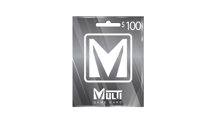شراء بطاقة مالتي جيم كارد (عالمي ) 100 دولار بسرعه و بطريقة آمنة ومضمونة و بأرخص الاسعار | ايزي باي فور نت