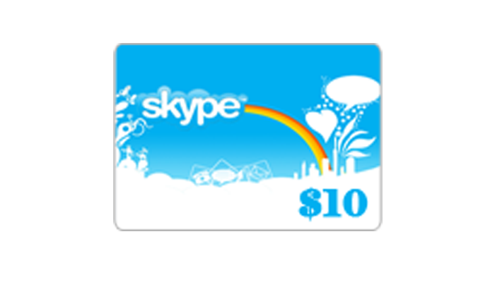 Buy Skype Card 10$ Cheap, Fast, Safe & Secured | EasyPayForNet