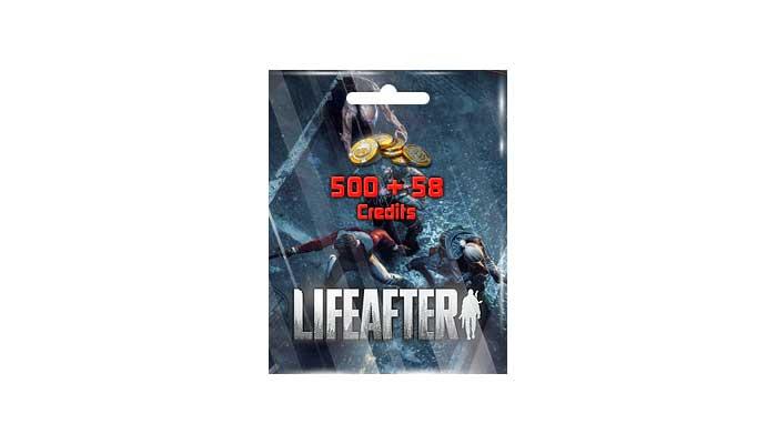 شراء بطاقة شحن لعبة (LifeAfter) 500+58 كرديت PUDDING Pay USD 7.99 بسرعه و بطريقة آمنة ومضمونة و بأرخص الاسعار   ايزي باي فور نت
