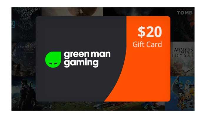 شراء بطاقة جرين مان 20 دولار بسرعه و بطريقة آمنة ومضمونة و بأرخص الاسعار | ايزي باي فور نت